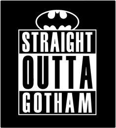 Straight Outta Gotham                                                                                                                                                     Más