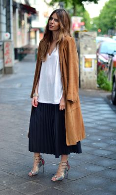 Relaxed layers #chic