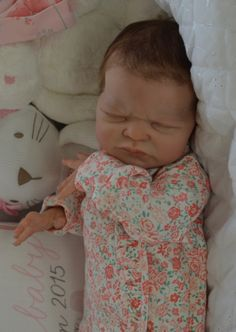 MARIAN ROSS Reborn Baby GIrl Doll MIRACLE LAURA LEE EAGLES Baby Sunshine | eBay