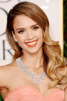 Golden Globes 2013 Red Carpet Hair and Beauty Looks.