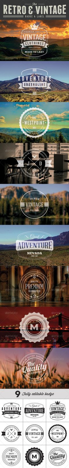 Retro Vintage Badge & Label Template | Buy and Download: http://graphicriver.net/item/retro-vintage-badge-label/7182978?WT.ac=category_thumb&WT.z_author=mengloong&ref=ksioks