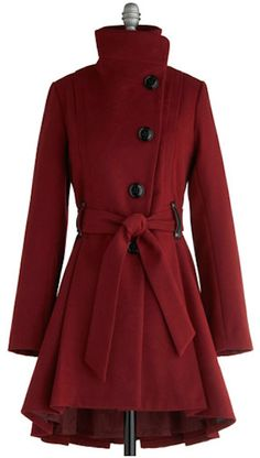 perfect burgundy winter coat http://rstyle.me/n/sc5ier9te