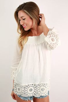 Greatest Hits Top in White