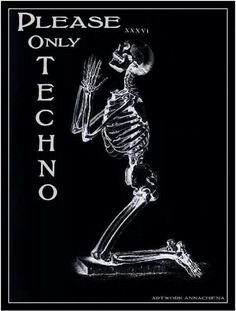 Please only techno