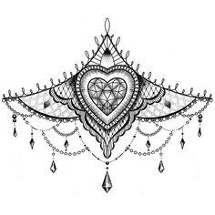 moth sternum tattoo - Google-søk