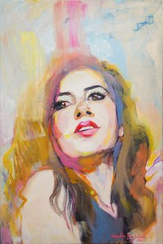 "Saatchi Art Artist: Natalia Baykalova; Oil 2014 Painting """"35 days before summer"""" #art (CJ)"