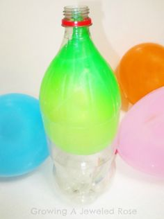 Balloon Experiments for Kids