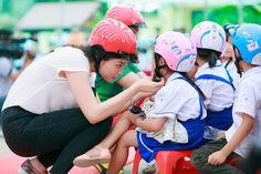 Bán buôn mũ bảo hiểm trẻ em chính hãng giúp bảo vệ bé yêu tốt nhất