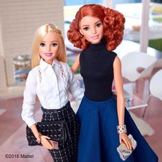 Barbie® @barbiestyle All dressed up an...Instagram photo | Websta (Webstagram)
