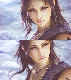 Fang. Final Fantasy XIII. She is sooo gorgeous!! <3