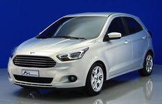 Este é o novo Ford Ka para 2014