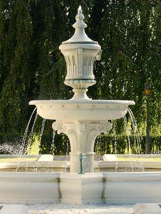 Garten Springbrunnen Trax Matthies  #brunnen #fountain #kunststein