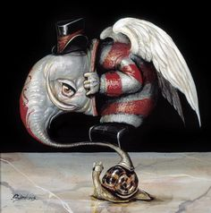#Greg_Simkins #art #wings