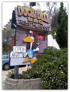 Duck Deli ~ Duck, NC.    This place has the best food ever! We go multiple times on beach trips to OBX!