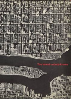 The island nobody knows, 1969. Metropolitan Museum of Art Publications. The Metropolitan Museum of Art, New York. Thomas J. Watson Library (b10468183) | It's Roosevelt Island! #newyork