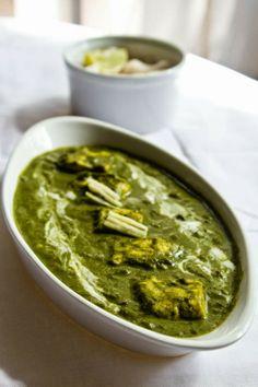 Indian Palak Paneer Recipe. Read more: http://foodmenuideas.blogspot.com/2014/06/indian-paneer-recipe.html