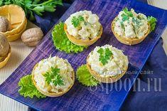 Начинка для тарталеток с ананасом и курицей: рецепт с фото пошагово. Тарталетки с ананасом и курицей вам 100% понравятся!
