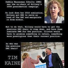 Corruption and deceit. Hallmark cogs of the Clinton machine.