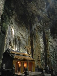 The Marble Mountains, This is outside Hoi An near DaNang, Vietnam. …
