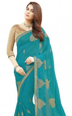 Buy Chiffon Sarees Online Shopping - Sudarshan Silks