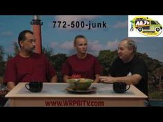 A & J's Removal Services - WRPBiTV Interview