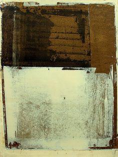 Bild_927_cream_brown_painting_30_40_cm_acrylic_paper_2013 | Flickr