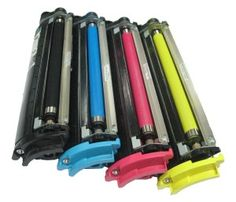 Compared to the ink found in normal printer cartridges, the substance used in toner cartridges is a powder mixture, not a liquid