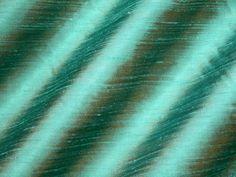 """100/% Silk Dupioni Fabric CLOUD BLUE 42/"""" Woven Slub Silk By The Yard blue silver"""