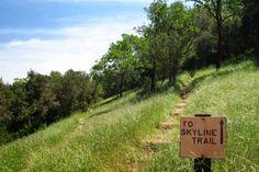 Sugarloaf Mountain Trail, Napa