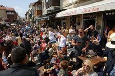 Çeşme Belediyesi tarafından 7.si düzenlenen festivale büyük ilgi vardı