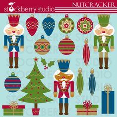 christmas nutcracker clipart - Google Search