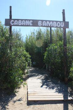 Cabane Bambou (Plage de Pampelonne) Route de Bonne Terrasse 83350 Ramatuelle
