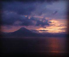 """19 Likes, 1 Comments - Ethical Fashion Guatemala (@ethicalfashionguatemala) on Instagram: """"Lake Atitlan Guatemala, while the Sunsets over San Pedro Volcano offers a backdrop for the…"""""""