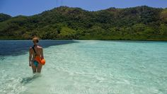 snake island tour b en el nido filipinas