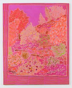 John McAllister, 'were tranquil canting,' 2015, Carl Freedman Gallery