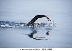 Triathlon Photos et images de stock | Shutterstock
