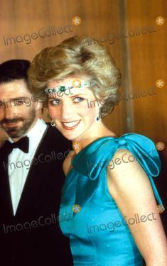 Princess Diana Photo by Tim Anderson-alpha-Globe Photos