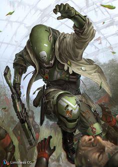 Faceless army, amirul hhf on ArtStation Cyberpunk Character, Cyberpunk Art, Armor Concept, Concept Art, Character Concept, Character Art, Science Fiction, Space Opera, Sci Fi Armor