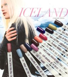 All 12 OPI Iceland Collection FW 2017 shades available in GelColor, Infinite Shine, and OPI Lacquer? Amazing! But you know I only have the regular lacquer shades to share today, right? Because that's what I bought from SparkleCanada.com as soon as they were available! Wanna see 'em? Yeah, I know you do!