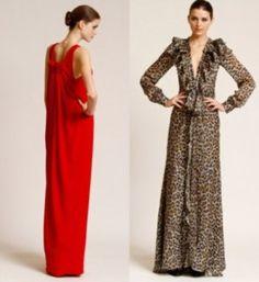 Os vestidos de festa, sempre dão o que falar, seja pela sua beleza, pelo seu recorte, pelo seu desenho, e para 2012, com toda certeza eles realmente vão dar o