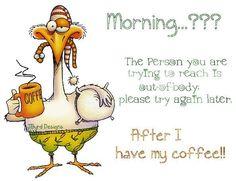 Morninnnng