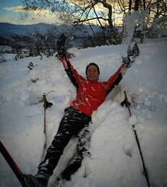 Winter is arrived in Norway! And Kygo is already on the ski ✌❤