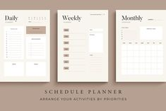Ad: CANVA PS Workbook Template Creator by Eviory on The largest and most variative workbook on creativemarket! with Real Text written! Create elegant and minimalist workbook with this Planner Template, Printable Planner, Image Avatar, Kalender Design, Planners, Instagram Creator, Commercial Fonts, Team Page, Folder Design