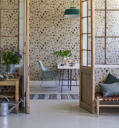 This wallpaper <3 Eco Wallpaper / Simplicity / BOTANICA - 3661