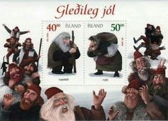 icelandic yule lad gully gawk he hides in gullies waiting for an opportunity to sneak into the cowshed and steal m merry christmas by raven design - Merry Christmas In Icelandic