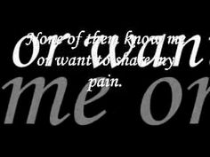 Pink - Eventually with lyrics