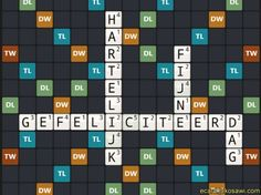 Happy Birthday Quotes, Birthday Wishes, Happy B Day, Congratulations Card, Scrabble, Words, Blond, Facebook, Games