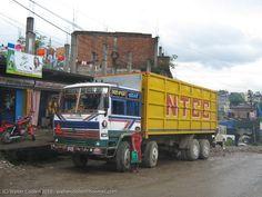 TATA LPT in Nepal