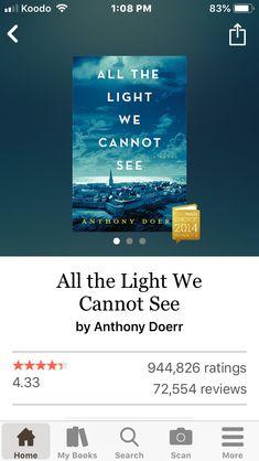 Anthony Doerr, My House, My Books