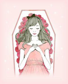「ひとたび咲いたなら、二度と元には戻れないー。」…心を奪われずに読みきれる? あなたのほおを色づかせるスマホポエム|マジョリカ マジョルカ